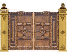 Mẫu cổng nhôm đúc được yêu thích mang phong cách và màu sắc đậm chất cổ điển.  http://cuacongnhomduc.com/tin-tuc/tong-hop-cac-mau-cong-nhom-duc-ha-noi-dep-thiet-ke-an-tuong-nhat.html