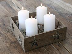 for the Advent candles
