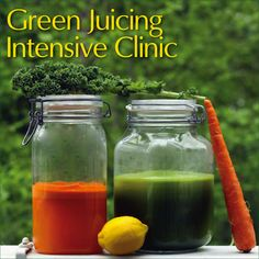 Green Juicing Clinic