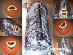 Havas háztetö | Betty hobbi konyhája Betta, Cakes, Mudpie, Cake, Pastries, Betta Fish, Pies, Layer Cakes, Snack Cakes