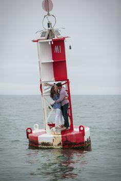 Wedding Row Grand Strand | Real Myrtle Beach Weddings | Engagement Session Ideas