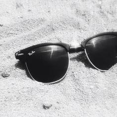 9b3e54bf563 Beachwear must have!  rayban  sun  sand Ray Bans