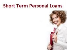 With #shorttermpersonalloans borrowers can raise additional cash during any emergency and sort out all their unplanned expenditures on time. Availing for these financial schemes they don't need to undergo any credit checking and documents faxing procedure ahead of approval. www.shorttermloansuk.co.uk