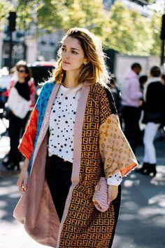 Street Style Paris Fashion Week Primavera Verano 2017   Galería de fotos 3 de 280   VOGUE