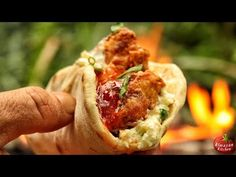 SUPER TACOS! - EXTREMELY CRISPY CHICKEN! - YouTube