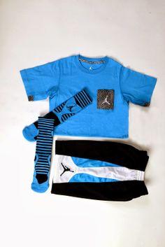 bda21f4c00ca New Age Mama  Spring Styles from Foot Locker Baby Boy Jordan Outfits