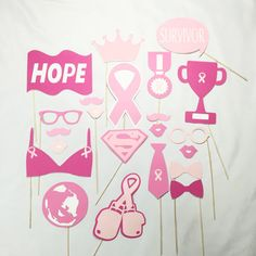 Hey, I found this really awesome Etsy listing at https://www.etsy.com/listing/247875516/breast-cancer-awareness-photo-booth
