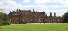 Wentworth Woodhouse, west wing