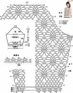 Fabulous Crochet a Little Black Crochet Dress Ideas. Georgeous Crochet a Little Black Crochet Dress Ideas. Crochet Baby Sweaters, Gilet Crochet, Crochet Cardigan Pattern, Crochet Jacket, Crochet Clothes, Knit Crochet, Modern Crochet Patterns, Crochet Patterns For Beginners, Crochet Designs