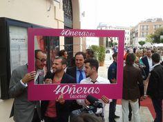 Festival Cine de Málaga. Estreno capitulo 1 40ñeraslaserie. Sala Albéniz