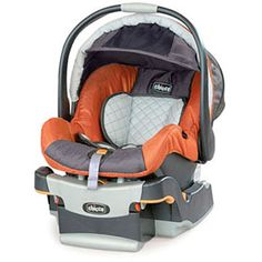 "Love Orange Chicco KeyFit 30 Infant Car Seat - Extreme - Chicco - Babies ""R"" Us Babies R Us, Twin Babies, Twins, Bob Stroller, Jogging Stroller, Chicco Baby, Rear Facing Car Seat, Next Children, Best Car Seats"