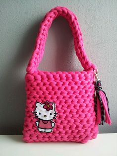 Zpagetti bag Hello Kitty