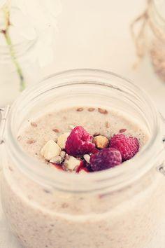 Buckwheat porridge (banana)
