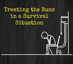 Treating the Runs in a Survival Situation | Backdoor Survival