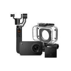 [US$279.99] Xiaomi Mijia 4K Mini Action Sport Camera 3-Axis Gimbal Waterproof Case Battery Set International Version #xiaomi #mijia #mini #action #sport #camera #3axis #gimbal #waterproof #case #battery #international #version