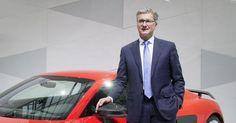 Abgas-Skandal: Ex-Audi-Chefentwickler fühlt sich geopfert | Automobilwoche Audi, Chef, Suit Jacket, Breast, Suits, Jackets, Fashion, Motor Car, Down Jackets