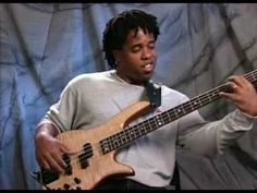 Victor Wooten Bass Technique [1 of 4]