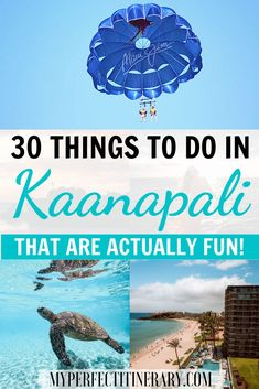 Traveling to Kaanpalai, Maui and looking for fun things to do?! Look no more! In this jam-packed guide, I list out 30 ACTUALLY FUN things to do in Kaanapali Beach Maui! This is easily the best area to stay in Maui and has the most things to fill your Maui vacation with! Click to read this jam-packed Maui Itinerary! #maui #hawaii #mauithawaii Maui Vacation, Hawaii Travel, Dream Vacations, Travel Usa, Maui Hawaii, Vacation Ideas, Travel Tips, Kaanapali Maui, Weekend In Portland