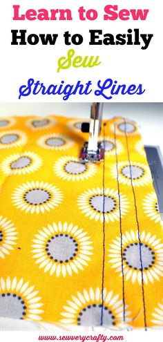 straight-lines-1-488x1024 Learn to Sew: How to Easily Sew a Straight Line