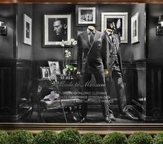 ralph lauren store windows | Ralph Lauren / Black Orchid Interiors News
