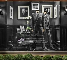 ralph lauren store windows | Ralph Lauren / Black Orchid Interiors News