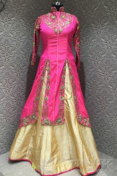 http://www.mangaldeep.co.in/lehengas/beauteous-sweet-pink-and-beige-in-readymade-designer-partywear-indowestern-suit-7913 For more information :- Call us @ +919377222211 (Whatsapp Available)