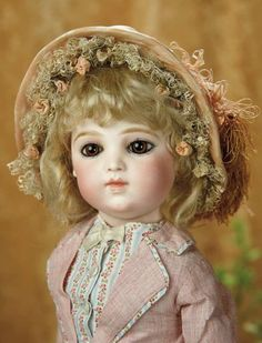 Gorgeous French Bisque Brevete by Leon Casimir Bru with Beautiful Antique Costume 11,000/15,000 | Art, Antiques & Collectibles Toys & Hobbies Dolls | Auctions Online | Proxibid