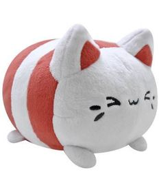 I love my Bumblebee Meowchi plush from Tasty Peach Studios but I'm also pretty smitten with the new festive limited edition - Peppermint Candy Cane! With its candy cane stripes and the most adorabl...