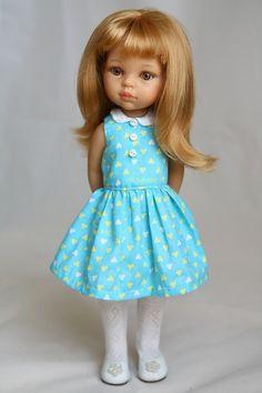Сегодня я покажу Вам кое-что для куколок Paola Reina. Стимулом для этого топика и вообще всей этой работы послужила просьба