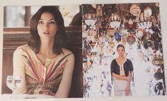 (2) ANTHROPOLOGIE 2008 CATALOGS April & Vignettes VGUC