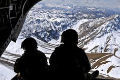 Chinook flight by The U.S. Army, via Flickr
