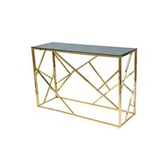 Take a look at this Gayl Stainless Steel Console Table today! Decor, Home Decor Furniture, Steel Console Table, Furniture, Table, Luxury Interior, Interior Styling, Glamorous Furniture, Home Decor