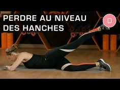 Fitness Master Class - Intérieur des cuisses - Lucile Woodward - YouTube