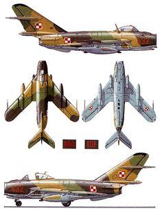 MiG-17/Lim-6 bis