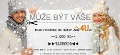 Soutěž Moda4U.cz, soutěže o ceny, soutěže na internetu Internet