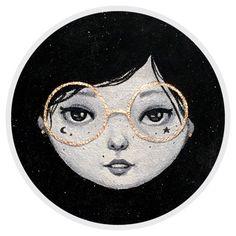 Luna - 2016 Emma Hampton Sketch Pad, Illustrations Posters, The Hamptons, Badass, Third, Character Design, Illustration Art, Artsy, Characters
