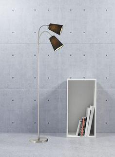 Amazing Nordlux Lampen und Leuchten Lelio SchwarzMaterial Stahl EisenFarbe schwarzSchutzklasse x ca