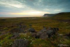 Islândia Brasil - Fotos da Região Fiordes do Oeste da Islândia