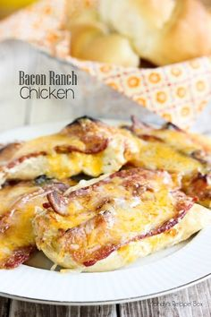 Bacon Ranch Chicken