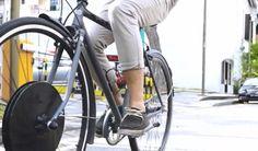 Günstiger, schneller und einfacher das Rad zum e-Bike umbauen. Das verspricht der Vorderradantrieb UrbanX, der jetzt nach Europa kommt.