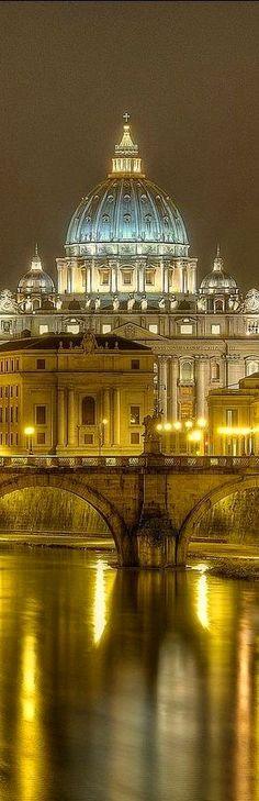 Saint-Peter's Basilica, Vatican City, Rome, Italy