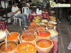 Guatemala's Traditional Food Buffet by marinakvillatoro, via Flickr