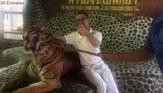 Thai zoo under fire after poked tiger video goes viral
