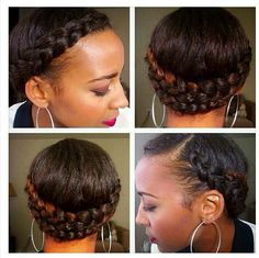 Great winter protective style