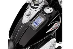 Stocking stuffers didn't cut it this year? Get what you really wanted. | Harley-Davidson Boom! Audio Music Player Tank Pouch