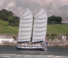 yacht surveys including steel, aluminium and grp boats Small Sailboats, Yacht Boat, Boat Design, Tall Ships, Boat Building, Water Crafts, Fishing Boats, Rafting, Rigs