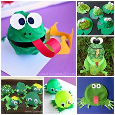 frog-crafts-for-kids.png (540×540)