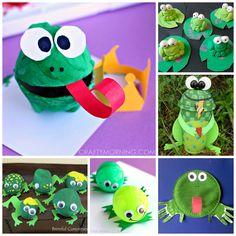 frog-crafts-for-kids.png (540×540)