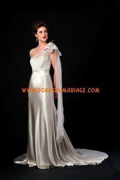 Sarah Arnett robe de mariée