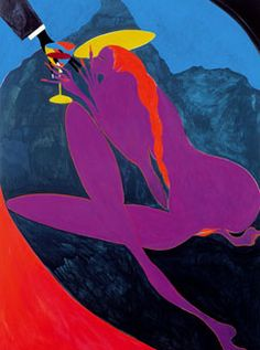 Chris Ofili - one of our favourite artists